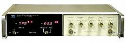HP/AGILENT 3575A/2 GAIN-PHASE METER, 1 HZ-13 MHZ, OPT. 2